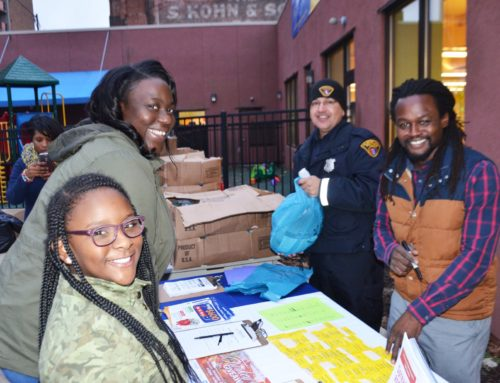 Brightside Academy Ohio holds Turkey Giveaway