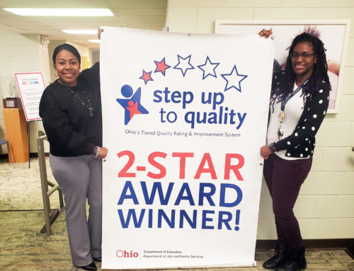 Brightside Academy Ohio – Northern Lights Earns Step Up to Quality 2-Star Award