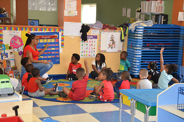 Daycares in Akron Ohio | Akron Schools | Brightside Academy Ohio