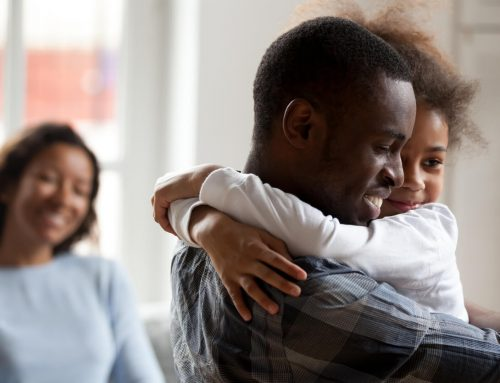 How to Love a Child and Show Affection Despite Your Busy Schedule