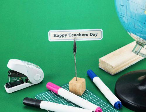 Teacher Appreciation Week 2021: Simple Ways to #ThankATeacher
