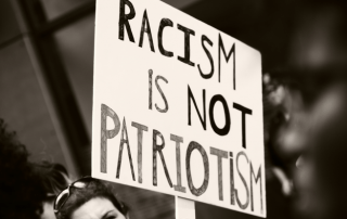 explaining racism to teenagers